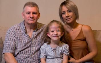Το κοριτσάκι με την ασθένεια που έχουν μόνο 20 άνθρωποι στον κόσμο