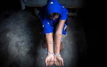 Η 22χρονη που απήχθη και πουλήθηκε 9 φορές μέσα σε 10 χρόνια