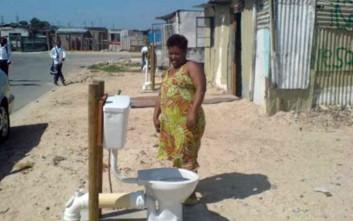 Καταστάσεις που βλέπει κανείς στην Αφρική