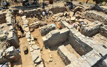 Εξαιρετικά τα αποτελέσματα των ανασκαφών στη Ζώμινθο Κρήτης
