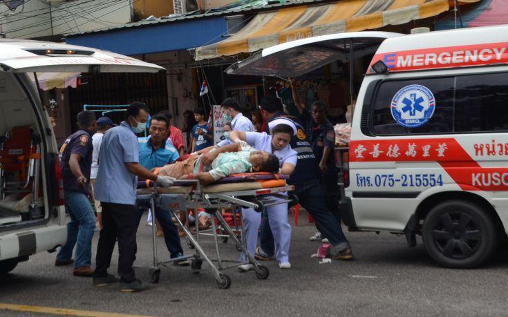«Εσωτερικό σαμποτάζ» βλέπει η αστυνομία πίσω από τις εκρήξεις στην Ταϊλάνδη