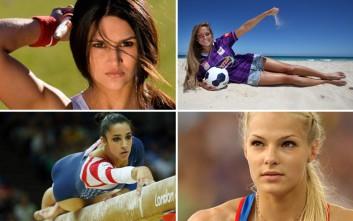 Οι αθλήτριες των Ολυμπιακών του Ρίο που τραβούν τα βλέμματα