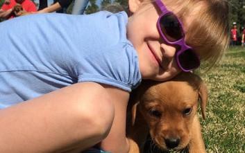 «Γεμίζουν» τη μνήμη 6χρονης με εικόνες πριν χάσει την όρασή της