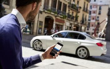 Πρεμιέρα του BMW Connected