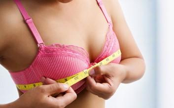 Η ικανοποίηση των γυναικών για το μέγεθος του στήθους τους επηρεάζει τη δημόσια υγεία