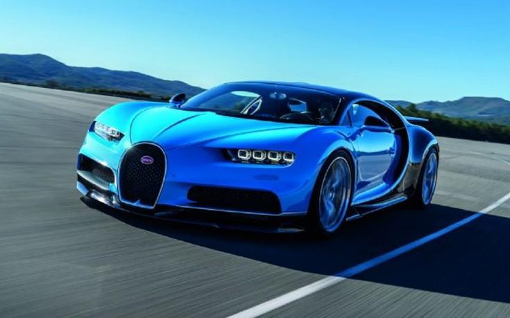 Υβριδική και πιο ισχυρή έκδοση της Chiron σκέφτονται στη Bugatti