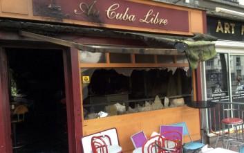 Μια τούρτα γενεθλίων ευθύνεται για τη φωτιά στο μπαρ της Ρουέν