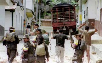 Οι FARC αποχώρησαν, η βία παραμένει στην Κολομβία