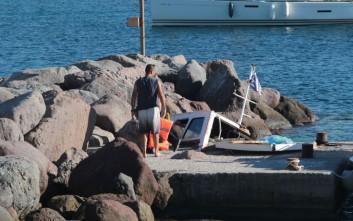 Μυστήριο παραμένουν οι επιβάτες του φονικού ταχύπλοου στην Αίγινα