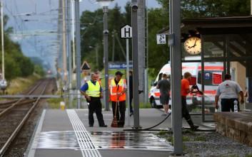 Νεκρός ο δράστης της επίθεσης σε τρένο στην Ελβετία