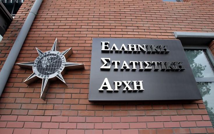 ΕΛΣΤΑΤ: Άνοδο 1,8% σημείωσε ο πληθωρισμός τον Οκτώβριο
