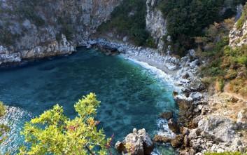 Φακίστρα, η μαγευτική παραλία του Πηλίου