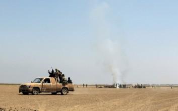 Ο ρωσικός στρατός κατέρριψε μη επανδρωμένα αεροσκάφη στη Συρία