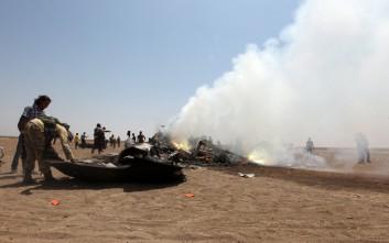 Οι αντάρτες κατέρριψαν ελικόπτερο του στρατού της Συρίας
