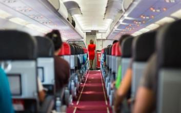 Όσα κάνουν οι επιβάτες και προκαλούν την οργή των αεροσυνοδών