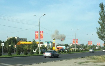 Έκρηξη στην κινεζική πρεσβεία στο Κιργιστάν
