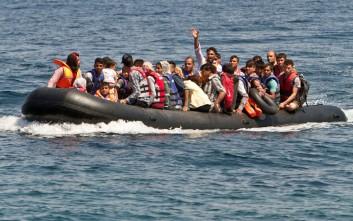Ολοκληρώθηκε η επιχείρηση διάσωσης μεταναστών δυτικά των Παξών