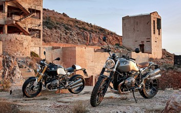 Διευρύνεται με δύο νέα BMW R NineT η αναμνηστική ρετρό σειρά