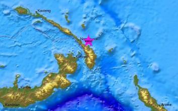 Σεισμός 6,7 Ρίχτερ στην Παπούα Νέα Γουινέα