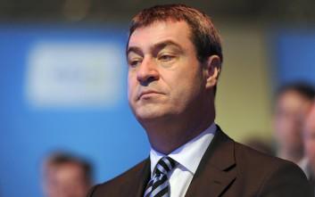 «Η Βαυαρία δεν θέλει να διακινδυνεύσει τη σταθερότητα της γερμανικής κυβέρνησης»