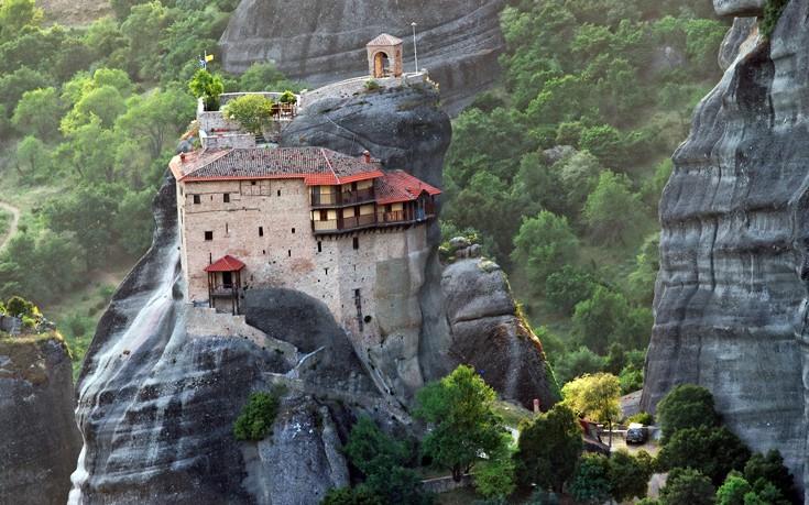 Μοναστήρια της Ελλάδας που προκαλούν δέος