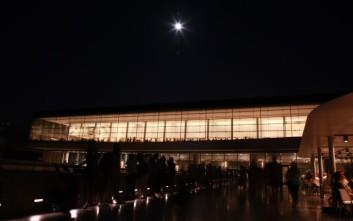 Aυγουστιάτικη πανσέληνος με μουσικήστο Μουσείο Ακρόπολης