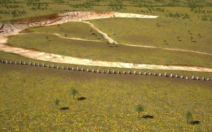Απίστευτα μεγαλιθικά μνημεία που ήρθαν πρόσφατα στο φως