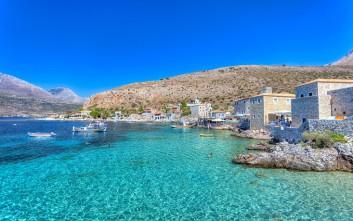 Τα όμορφα παραθαλάσσια χωριά της Πελοποννήσου