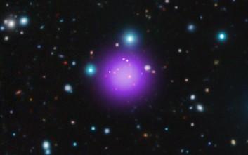 Γαλαξιακό σμήνος ανακαλύφθηκε σε απόσταση ρεκόρ 11,1 δισ. ετών φωτός