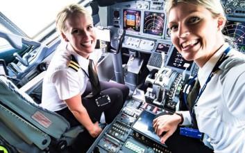 Η ξανθιά πιλότος που σαρώνει στο Instagram