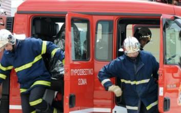 Με σοβαρά εγκαύματα 45χρονος μετά τη φωτιά στην Κυψέλη