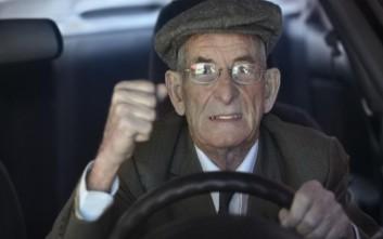 Αποτέλεσμα εικόνας για αδεια οδηγησης ηλικιωμενων