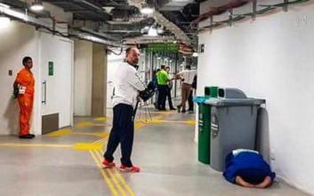 Η πιο συγκινητική εικόνα από τους Ολυμπιακούς Αγώνες του Ρίο