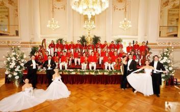 Βιεννέζικα βαλς κάτω από την Ακρόπολη με την Ορχήστρα του Γιόχαν Στράους