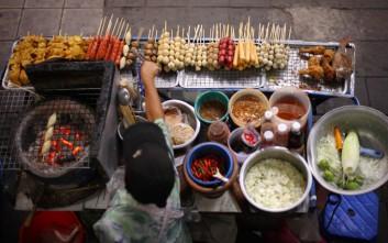 Τα πιο λαχταριστά street food σε όλο τον κόσμο
