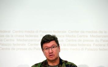 Έρευνες για τον εντοπισμό ελβετικού στρατιωτικού αεροσκάφους