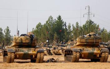 Την άμεση αποχώρηση των τουρκικών δυνάμεων από το Ιντλίμπ ζήτησε η Συρία