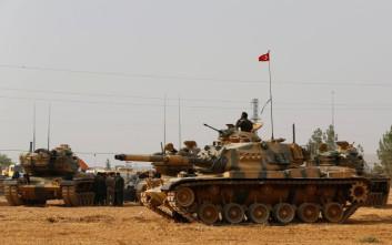 «Ο τούρκικος στρατός επιτέθηκε με δηλητηριώδες αέριο σε χωριό στο Αφρίν»