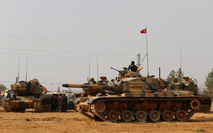 Η Άγκυρα χαιρετίζει τη δέσμευση των ΗΠΑ να πάρουν τα όπλα από τους Κούρδους