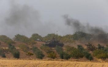Η Τουρκία βομβάρδισε θέσεις Κούρδων σε Ιράκ και Συρία