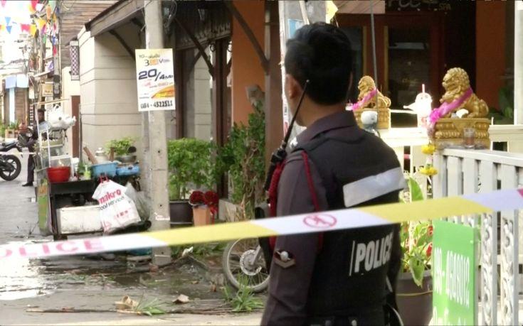 Πέντε εκρηκτικοί μηχανισμοί εξουδετερώθηκαν στην Ταϊλάνδη