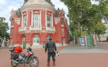Το οδοιπορικό του Κώστα Μητσάκη στις πατρίδες του Εύξεινου Πόντου ολοκληρώθηκε