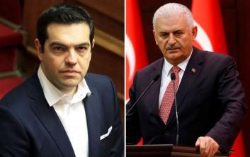 Στο Μαξίμου σήμερα ο Τούρκος πρωθυπουργός, θα επισκεφθεί στη συνέχεια και τη Θράκη