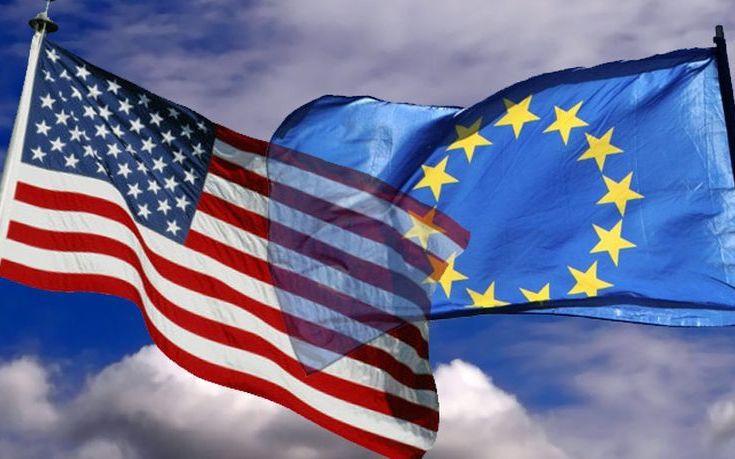 «Προεόρτια» οικονομικού πολέμου μεταξύ ΕΕ και ΗΠΑ