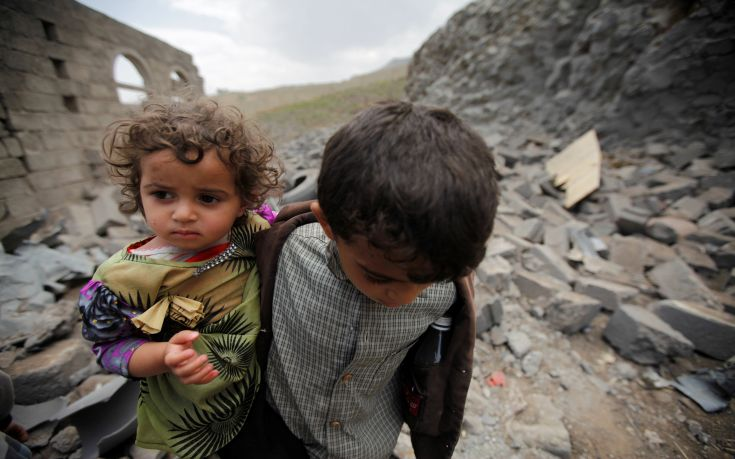 Το πιο σοκαριστικό πρόσωπο του πολέμου στην Υεμένη, πάνω από χίλια τα παιδιά – στρατιώτες