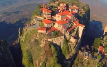 Το Πάσχα στα μοναστήρια των Μετεώρων