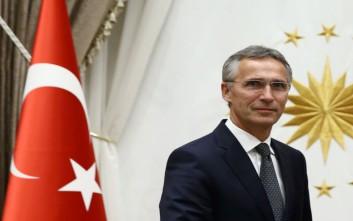 Στόλτενμπεργκ προς Σκόπια: Μονόδρομος η συμφωνία με την Ελλάδα για την ένταξη στο ΝΑΤΟ