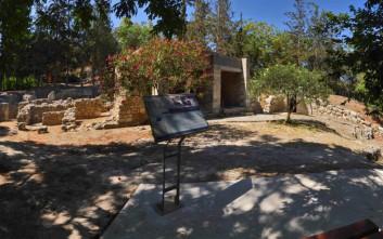 Νέα διαδρομή για τους επισκέπτες στον χώρο της Κνωσού