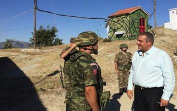 Καμμένος: Δεν θα επιτρέψουμε καμία πλέον περικοπή στα στελέχη των Ενόπλων Δυνάμεων