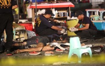 Στους 12 οι νεκροί από την έκρηξη στις Φιλιππίνες